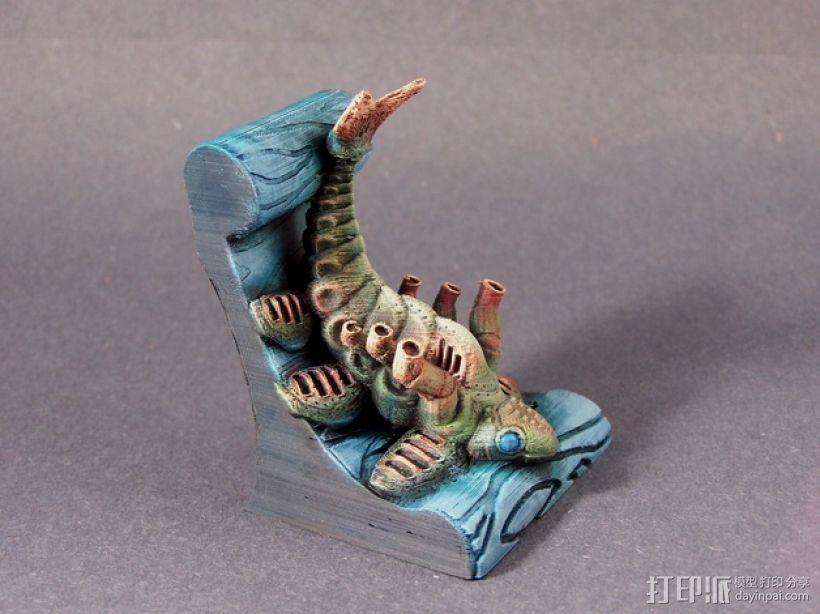 鱼 模型 3D模型  图9