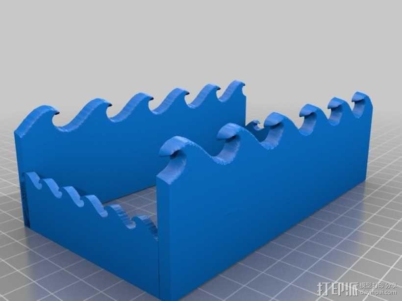 维京龙舟 3D模型  图6