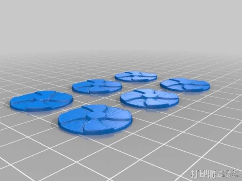 维京龙舟 3D模型  图7