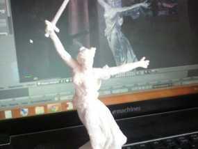 Motherland calls雕像模型 3D模型