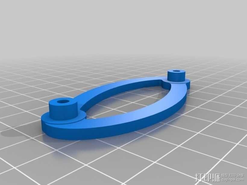 鹦鹉螺齿轮 3D模型  图4