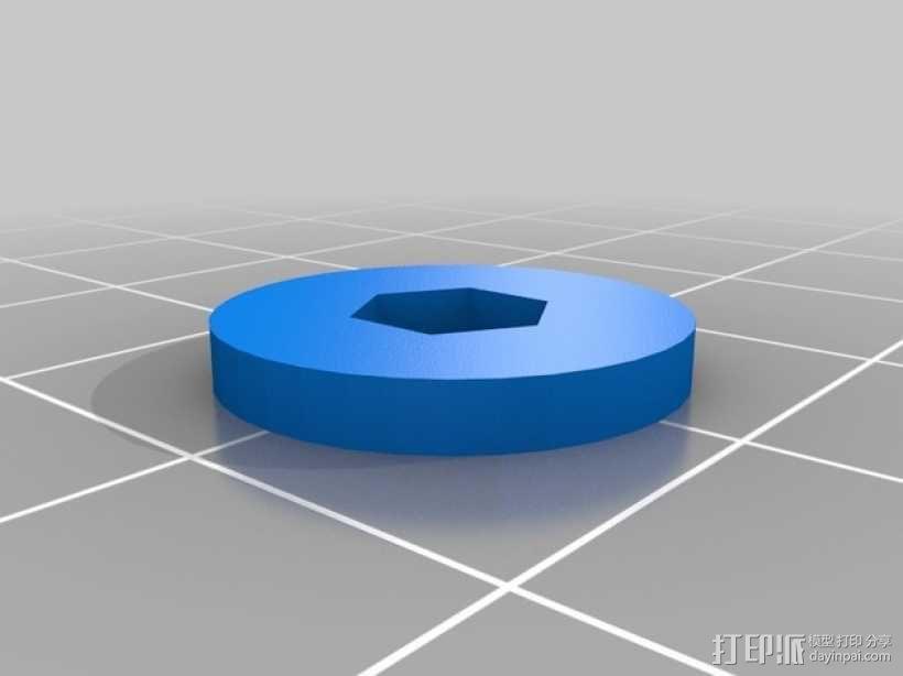 鹦鹉螺齿轮 3D模型  图7