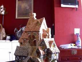 岩石屋 模型 3D模型