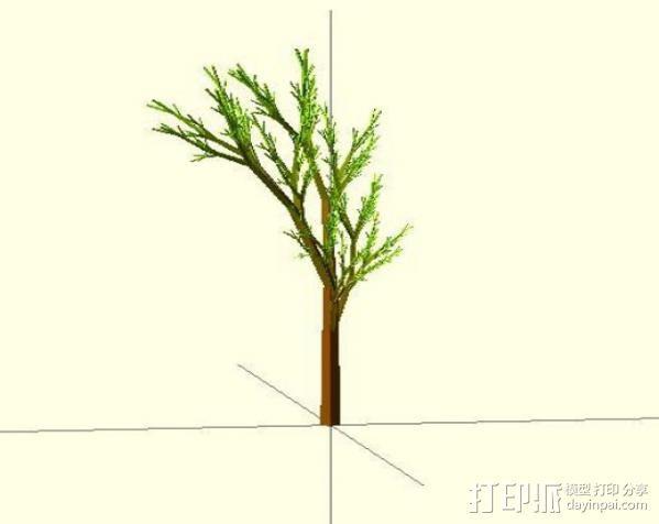 树 模型 3D模型  图6