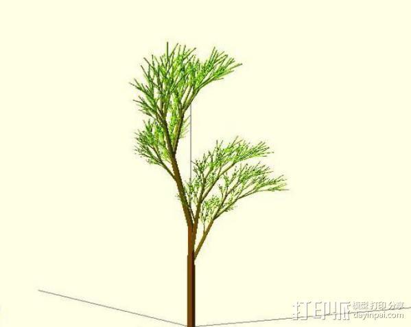 树 模型 3D模型  图8