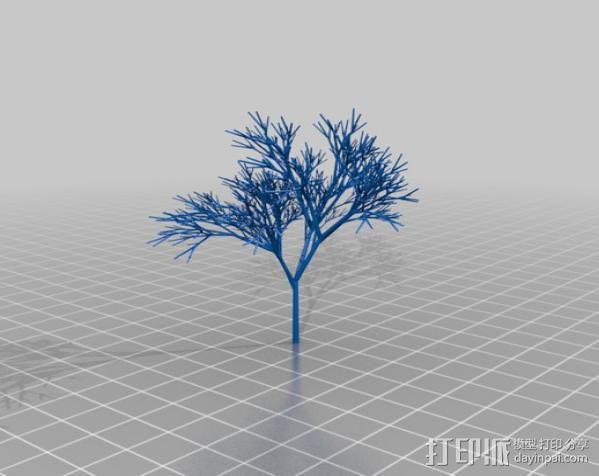 树 模型 3D模型  图15