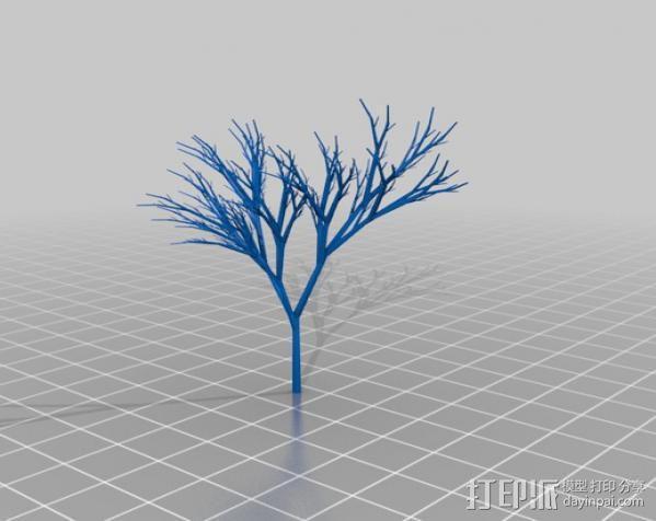 树 模型 3D模型  图14