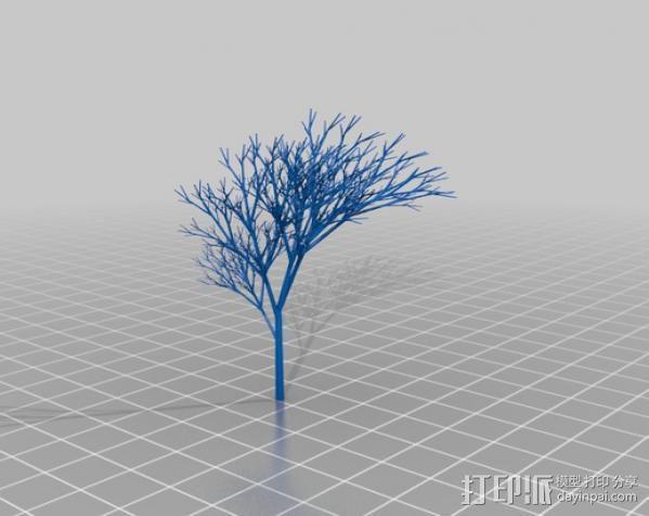 树 模型 3D模型  图18