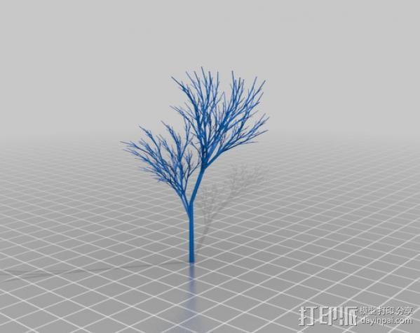 树 模型 3D模型  图17