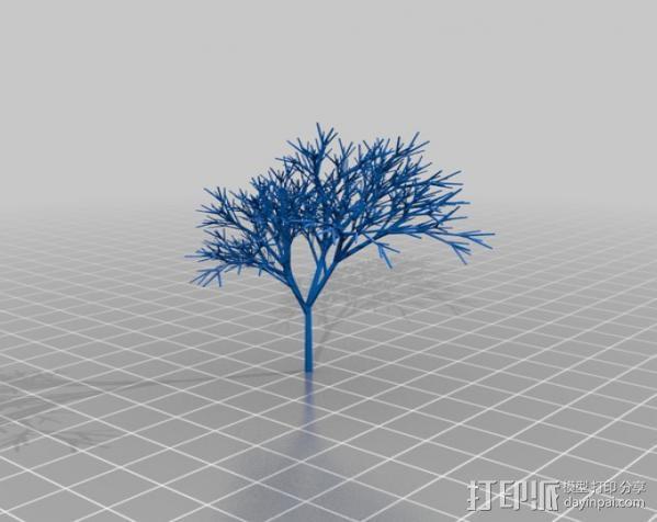树 模型 3D模型  图20