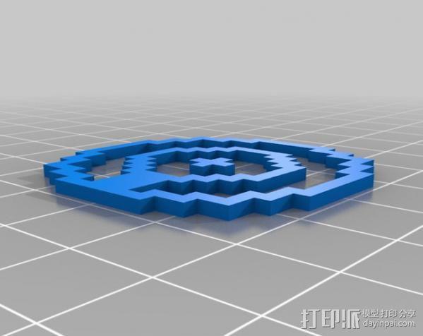 像素图形小精灵  3D模型  图16