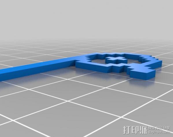 像素图形小精灵  3D模型  图19