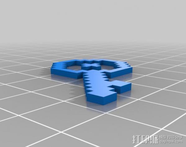 像素图形小精灵  3D模型  图18