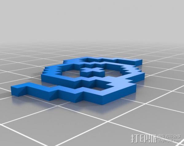 像素图形小精灵  3D模型  图20