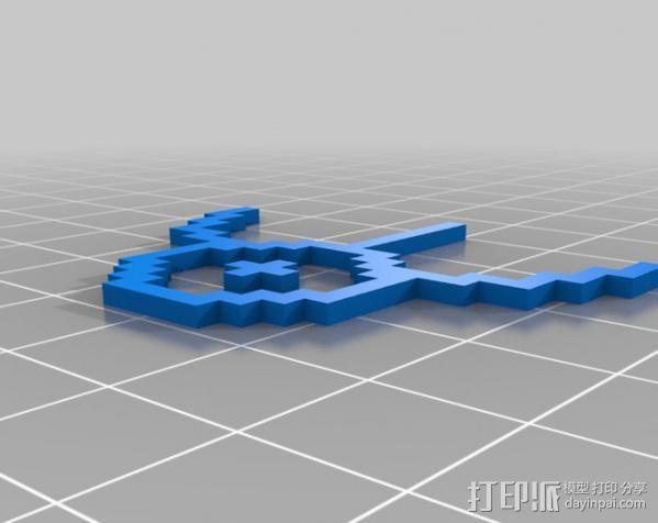 像素图形小精灵  3D模型  图24