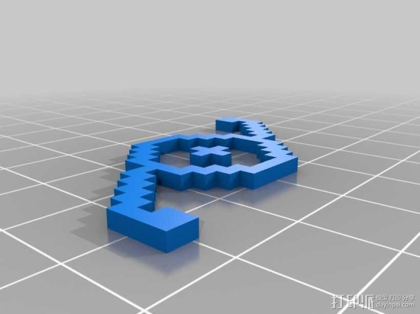 像素图形小精灵  3D模型  图27
