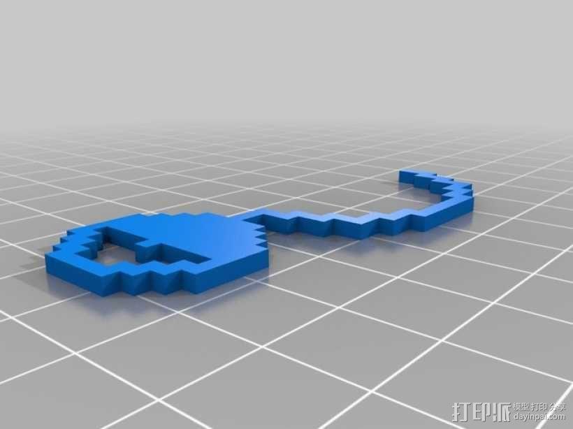 像素图形小精灵  3D模型  图29