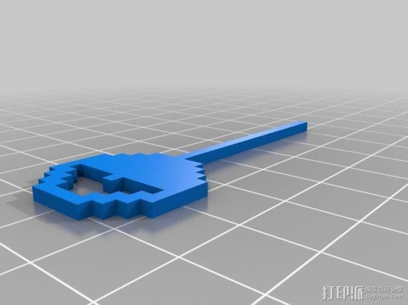 像素图形小精灵  3D模型  图28