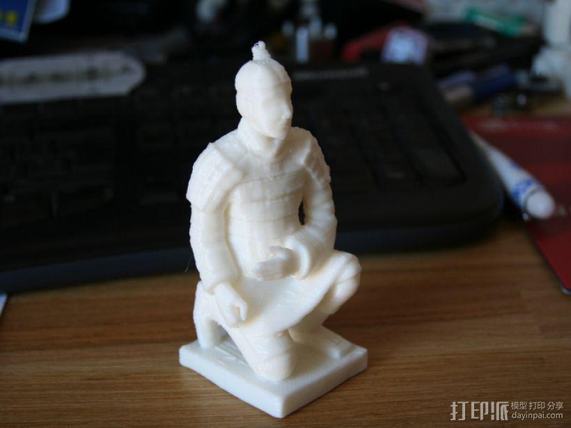 兵马俑 3D模型  图5