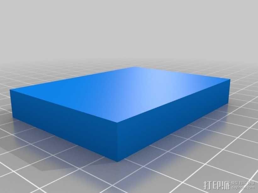 猫头鹰模型 3D模型  图5