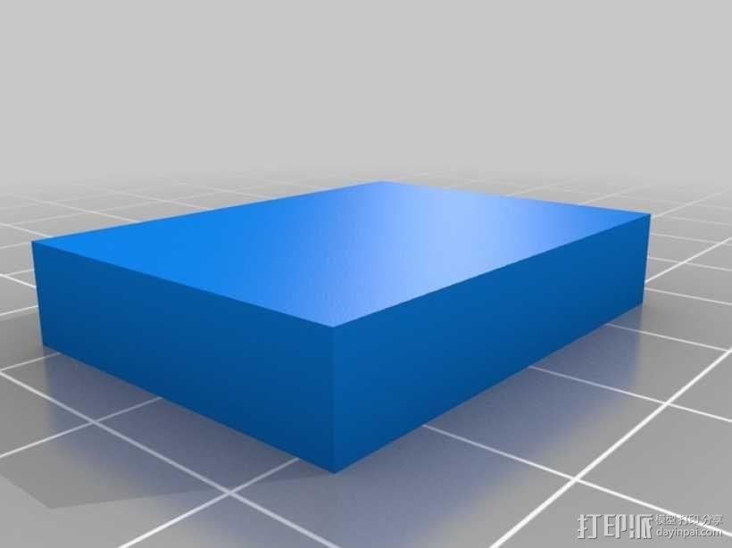 猫头鹰模型 3D模型  图6