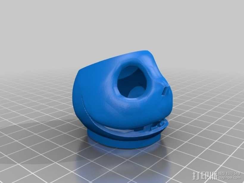 杰克灯 3D模型  图2