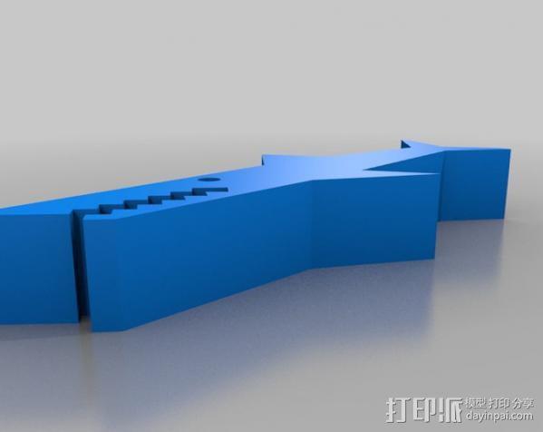 鲨鱼模型 3D模型  图2