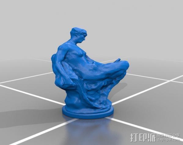 记忆者 3D模型  图3