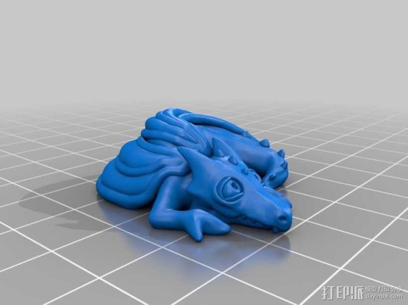 口袋妖怪 小火龙模型 3D模型  图6