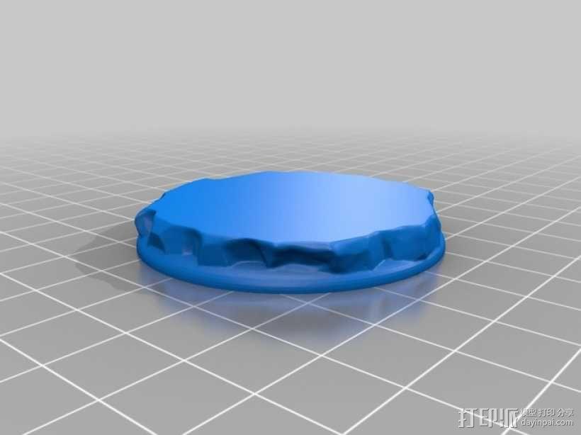口袋妖怪 小火龙模型 3D模型  图7