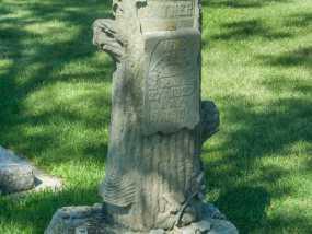 墓碑模型 3D模型