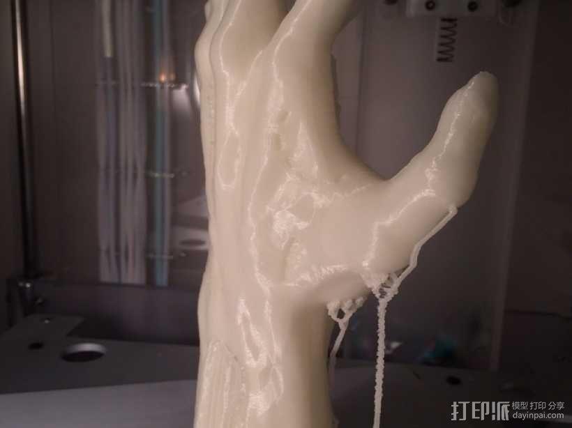 僵尸手 模型 3D模型  图4