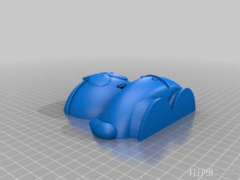 南方公园 玩偶 3D模型  图8