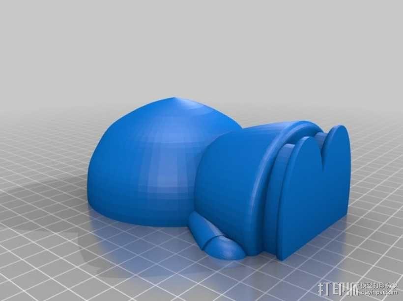 南方公园 玩偶 3D模型  图7