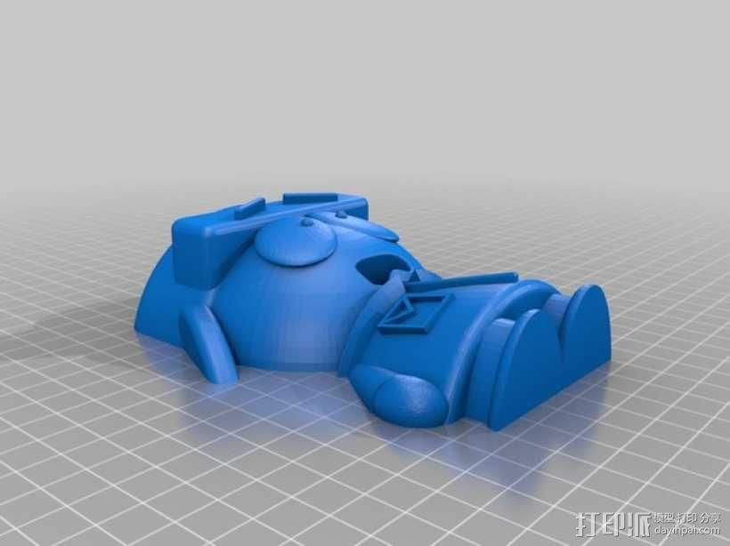 南方公园 玩偶 3D模型  图10