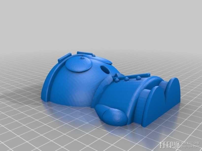 南方公园 玩偶 3D模型  图12