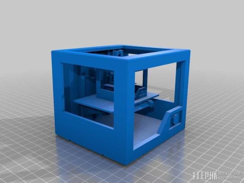 3D打印机 3D模型  图1