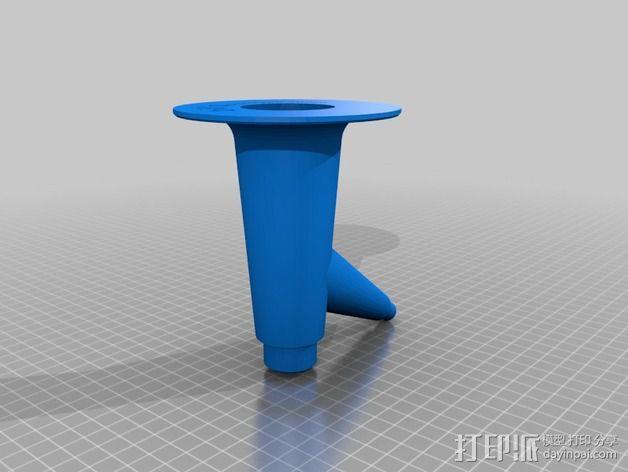 珠宝树灯 3D模型  图5