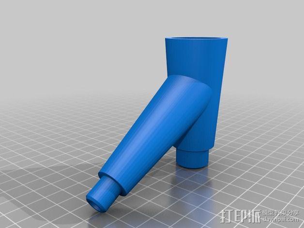 珠宝树灯 3D模型  图6