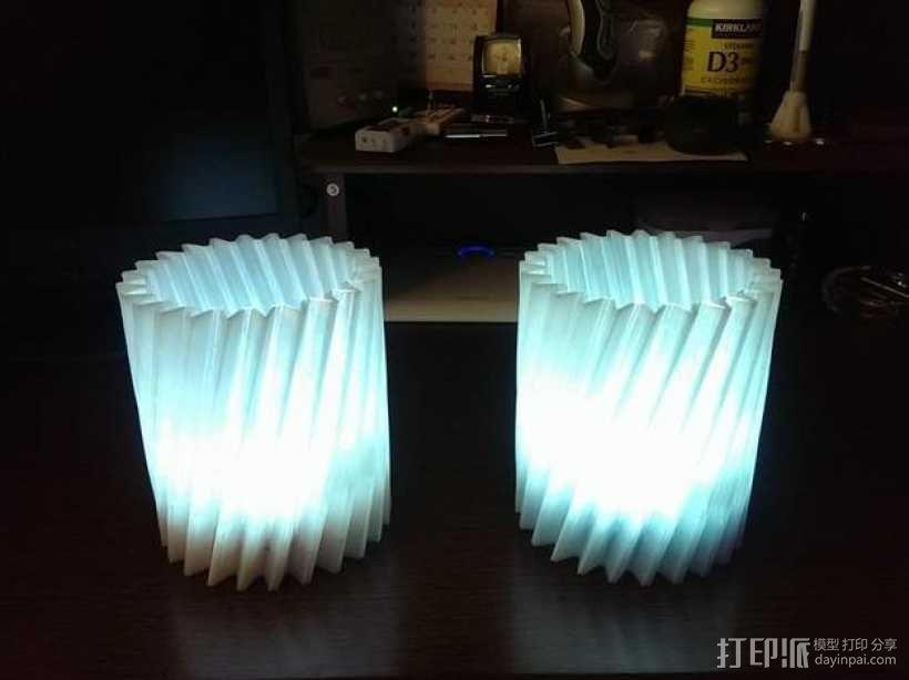 室内灯 3D模型  图1
