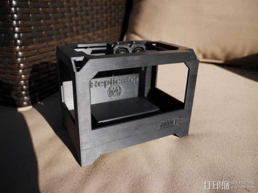 MakerBot Replicator打印机模型 3D模型  图1