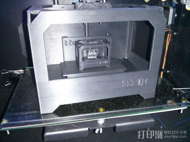 MakerBot Replicator打印机模型 3D模型  图3