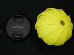 球潮虫模型 3D模型