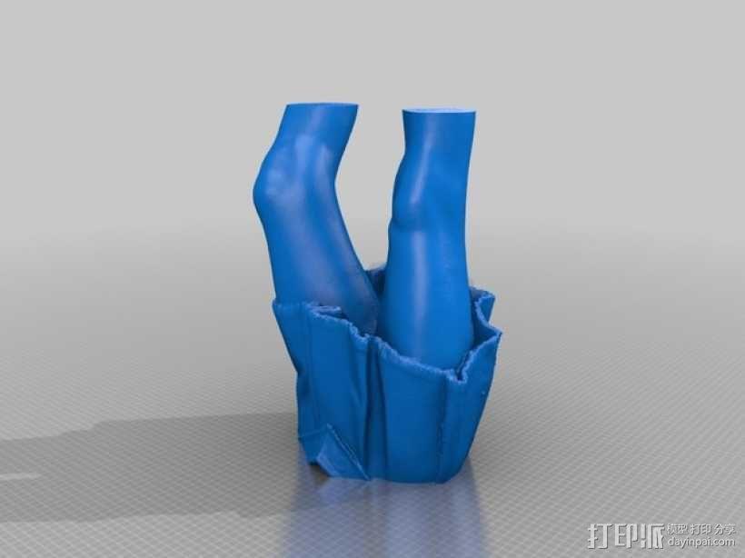 大卫雕塑 3D模型  图5
