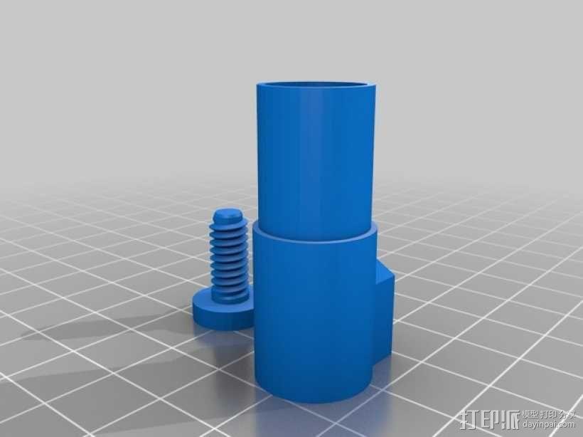 打印机笔架 3D模型  图6