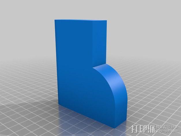 进击的巨人操纵装置 3D模型  图2