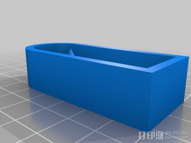 进击的巨人操纵装置 3D模型  图4