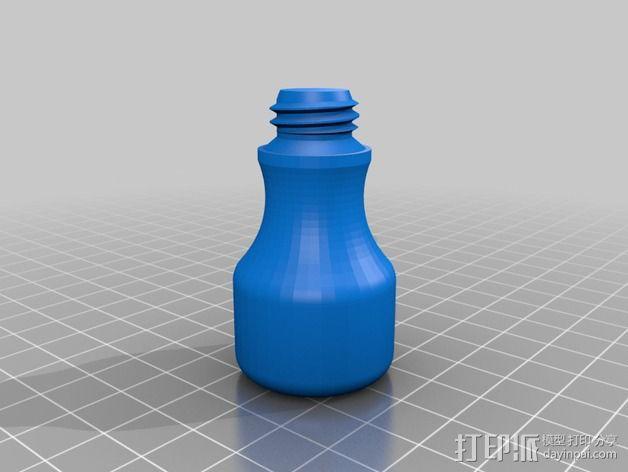 邮票制造组件 3D模型  图6