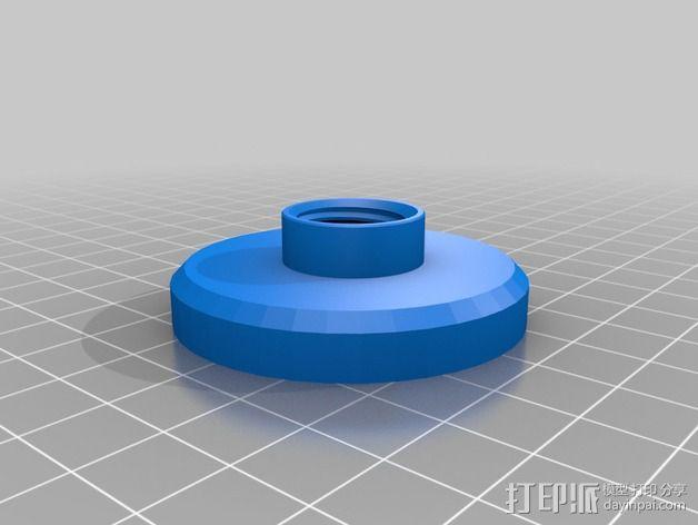 邮票制造组件 3D模型  图7