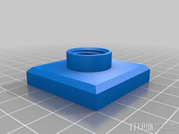 邮票制造组件 3D模型  图9